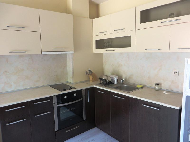 A newly built, furnished 1 bedroom apartment at the centre of Veliko Tarnovo.